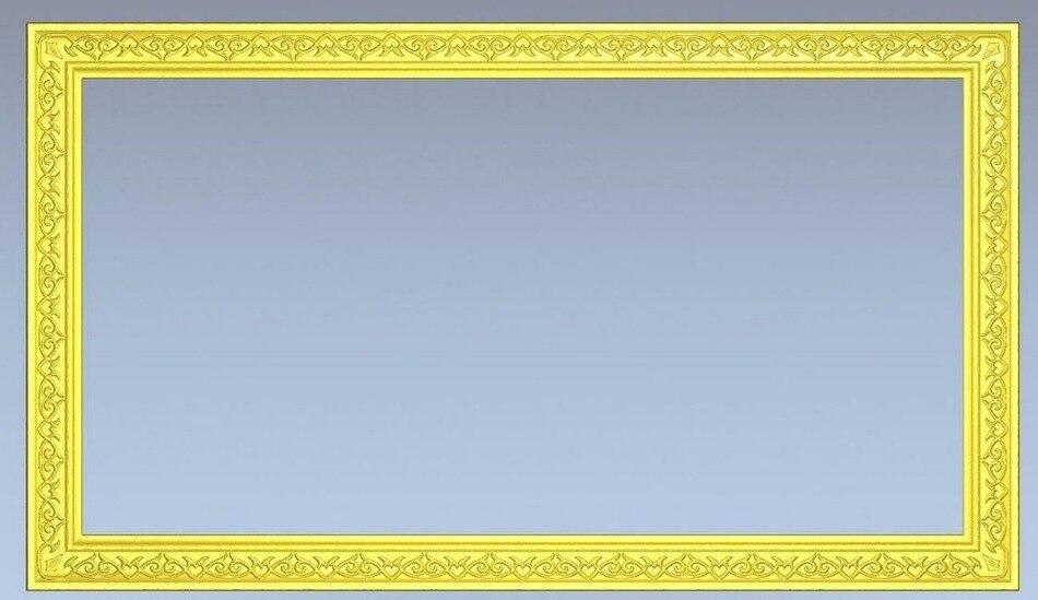 3d модель, рельеф для ЧПУ в формате STL Frame_28