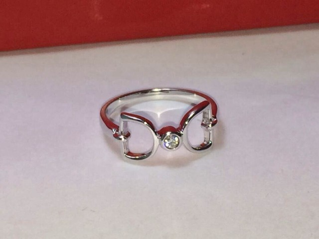 Plain Ring Brand Jewelry Wholesale Mounting Ring Engagement For