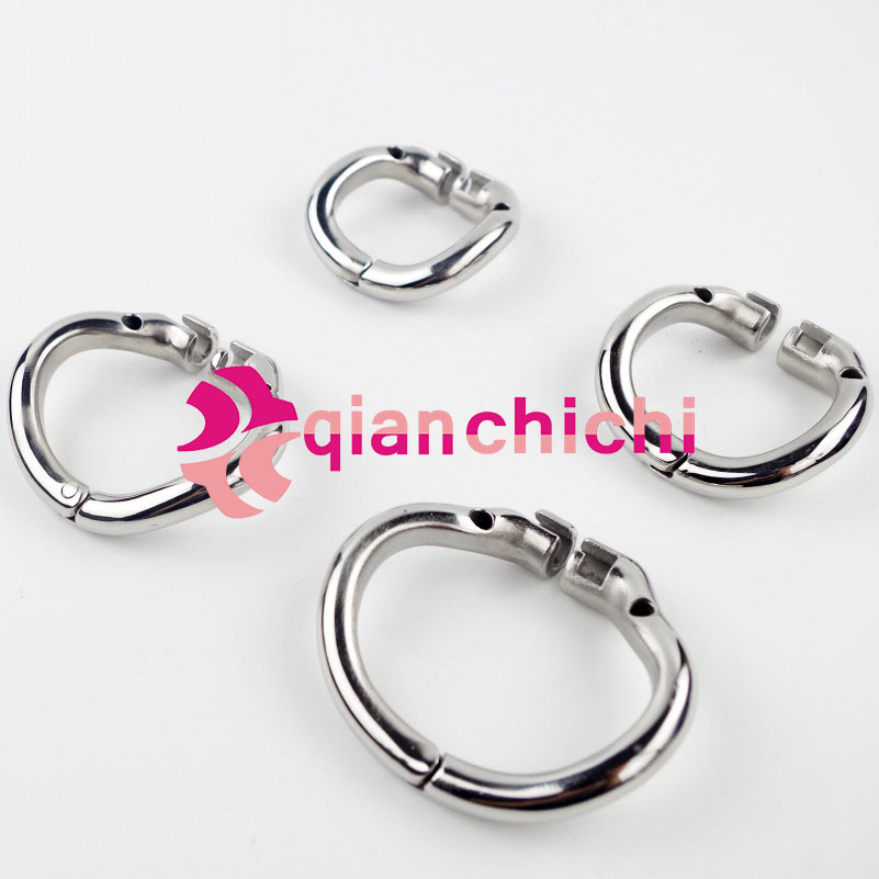 Additional Arc Chastity Base Ring fit for New Men Chastity Device in Our Shop Curved 4 size choose Cock Cage Bondage Ring