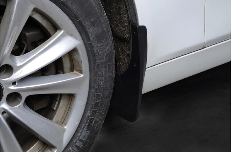 цена на For BMW 5 series F10 2011 2012 2013 2014 Molded Splash Guards Mud Flaps