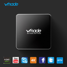 Vmade Newest V96 PRO Smart Media Player Amlogic S905W 2G+16G H.265 Android 7.1 Support 802.11 b/g/n WIFI 4K TV Box + i8 Keyboard цена в Москве и Питере