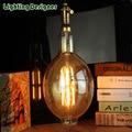 BT180 220V 8W LED lighting oversized vintage lamp LED light source dimmable decorative bulb led filament