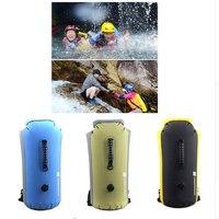 25L/35L/60L Professional Waterproof bag PVC Swimming Bags Inflatable Snorkeling Rafting Drifting Dry Bag waterproof Backpack