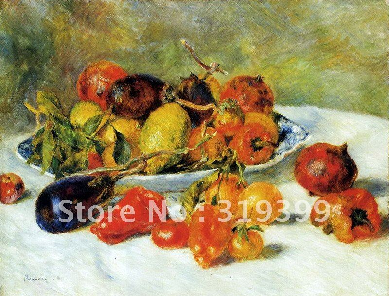 Oil Painting Reproduction on linen canvas,flowers in a vase By Pierre Auguste Renoir,Free FeDex Shipping,100% handmadeOil Painting Reproduction on linen canvas,flowers in a vase By Pierre Auguste Renoir,Free FeDex Shipping,100% handmade