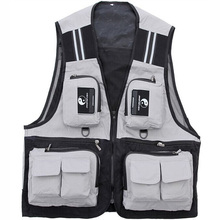 Adjustable Fly Fishing Vest Backpack MultiPocket High Quality Best Price Outdoor Sports Outerwear Ves Fish Accessory