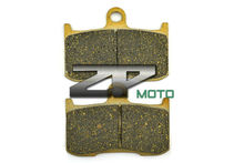 Cheapest prices NAO Brake Pads For TRIUMPH Speed Triple R 675 (Nissin Radial caliper) 2009-2014 Front OEM New High Quality