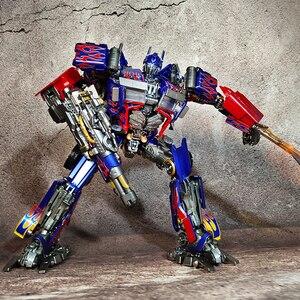 Image 3 - Transformação ls03f LS03 F op commander, filme mpm04 MPM 04, brinquedos de figura de ação, liga de grande tamanho, músculo diecast, mpp10 MPP 10