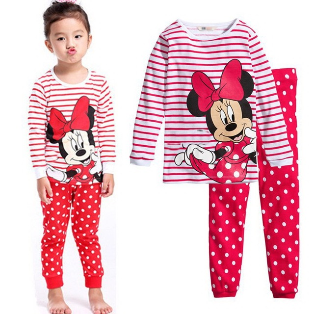 7d19952ea Nuevos niños Niñas pijamas princesa pijamas niños pijama infantil ropa de dormir  ropa de casa de