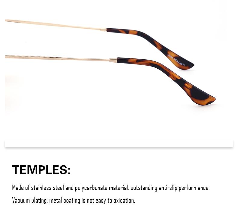 Retro Polarized Round Sunglasses for Sale