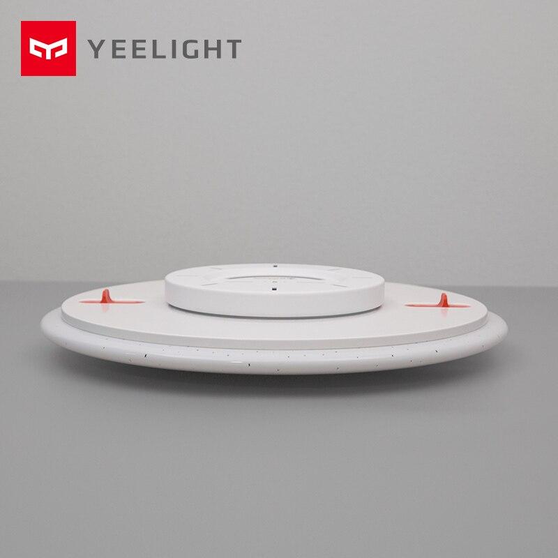 Xiao mi mi jia Yeelight plafonnier Led Bluetooth WiFi télécommande Installation rapide pour xiaom mi accueil app kit maison intelligente - 4