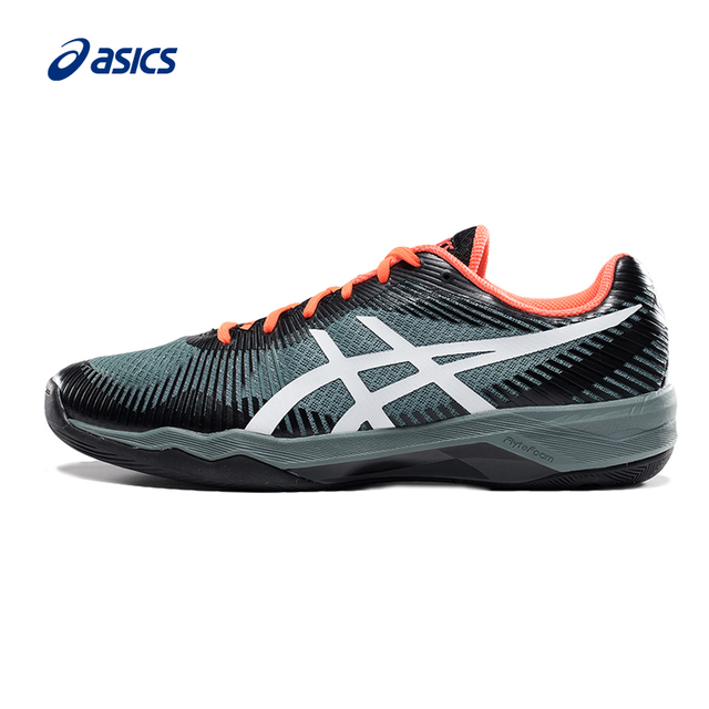 ... asics volley elite 2018 New Arrival Original Asics Volleyball Shoes  Volley Elite Ff . ... e096af8257e