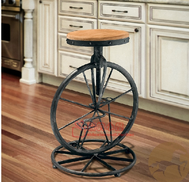 new ideas furniture. American Country Furniture, New Ideas Continental Iron Bar Chair Lift  Stools Wood Chairs Furniture O