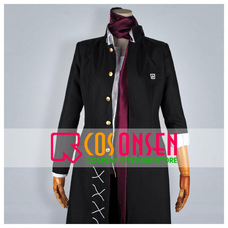 Danganronpa Dangan Ronpa Gundam Tanaka Uniform Cosplay Costume Custom Made