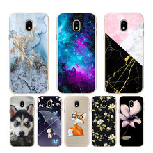 "CaseRiver 5.2"" sFOR Samsung Galaxy J5 2017 Case A8 Plus 2018 Soft Silicone Phone FOR Coque Samsung J5 2017 Case(China)"