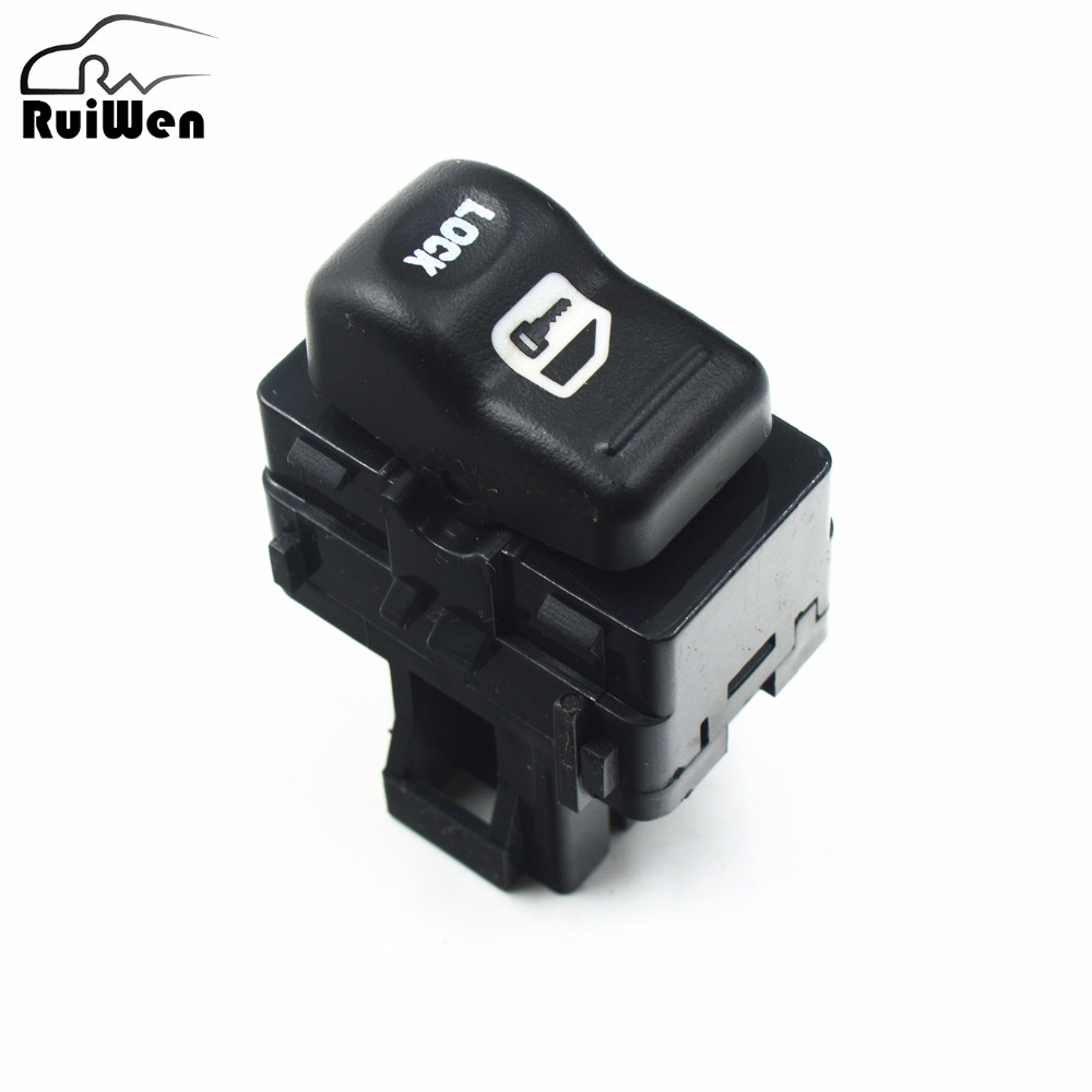 For Oldsmobile Silhouette Chevrolet Venture Pontiac Montana Oe: Sw4499 / 53-36880 / Pdl201 Saftey Door Control Switch Button Sale Price