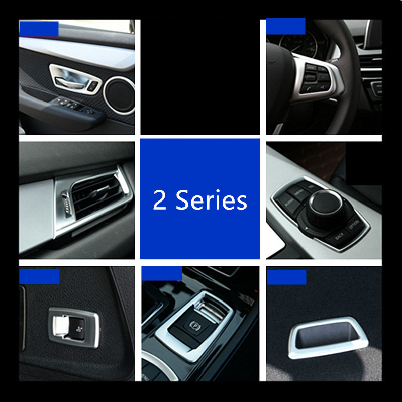 Aliexpress.com : Buy Chrome ABS Center Console Air Outlet