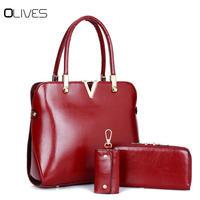 Hot sale Flap V Women's Luxury Leather tote Bag Ladies Handbags Brand Women Messenger Bags Sac A Main Femme 2017 Long Handle