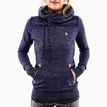 2016 New Women Tops Shirt Blouse Lady Hoodie Long Sleeve Tops Blouse Sweatshirts Jumper Blusas Y Camisas Mujer S/M/L/XL