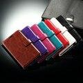 Для Samsung galaxy S7 Винтаж бумажник PU Кожаный Телефон Сумка Case для Samsung galaxy S7 Case с Подставкой Роскошный телефон случаи Обложка