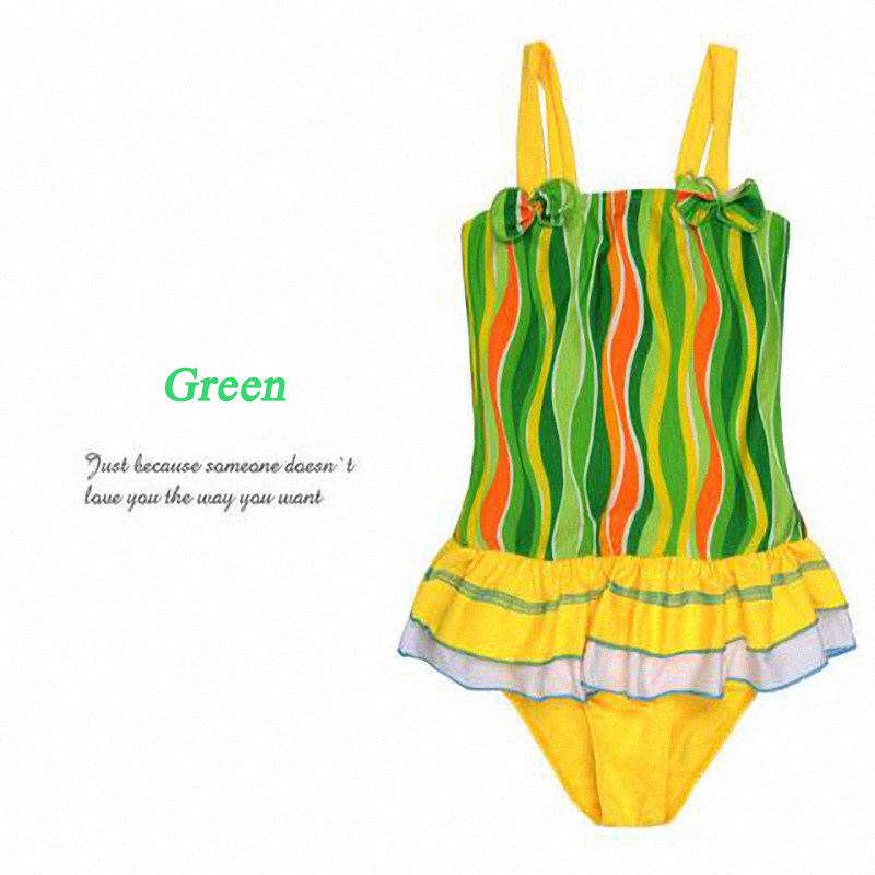 TWINSBELLA Baby Rompers Summer 2017 Baby Girl Swimsuit Kids Striped Swimmer Clothes One Pieces Summer Style Girl Bikini