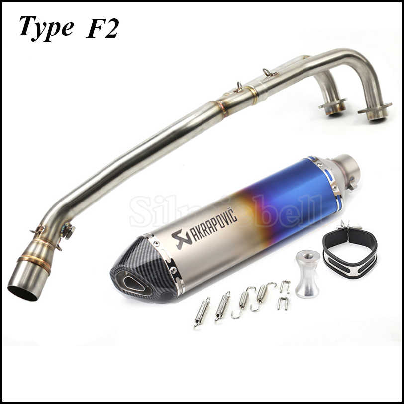 T max T-MAX オートバイ排気管フルシステムヤマハ TMAX 530 Tmax 500 エスケープ akrapovic 排気 db のキラー tmax530 tmax500