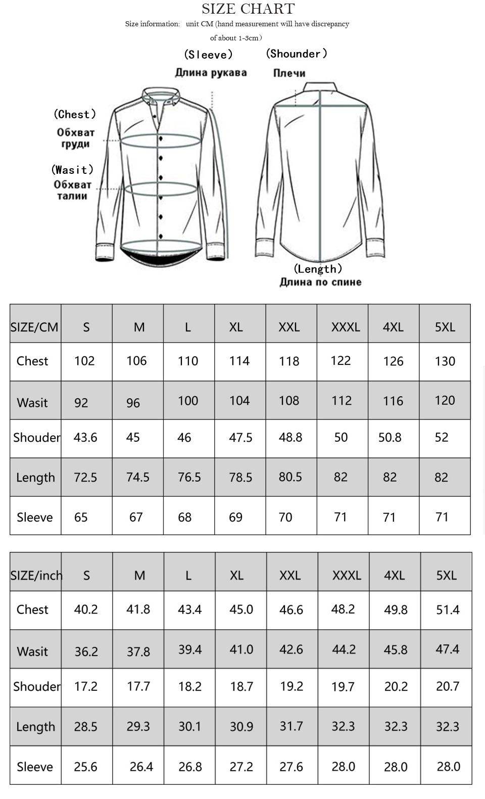 Camisa Casual Slim Fit manga larga