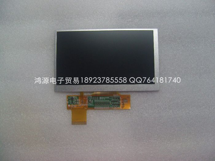 6 inch high-definition screen TM060RBH01 GPS screen display screen with touch screen universal