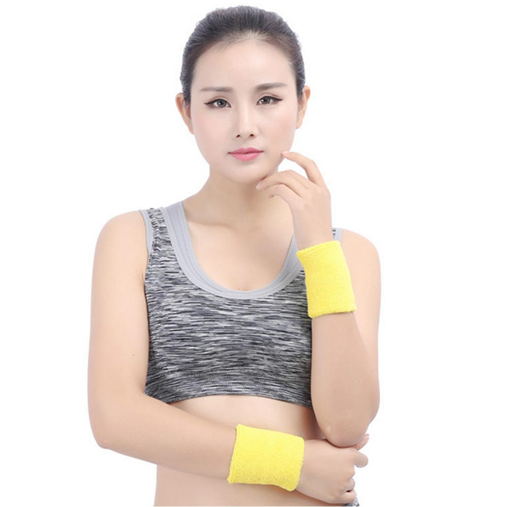 Professional Running Water Tennis Wrist Support Wiping Sweat Towel Wrist Sports Warm Environmental Protection Wrist Movement