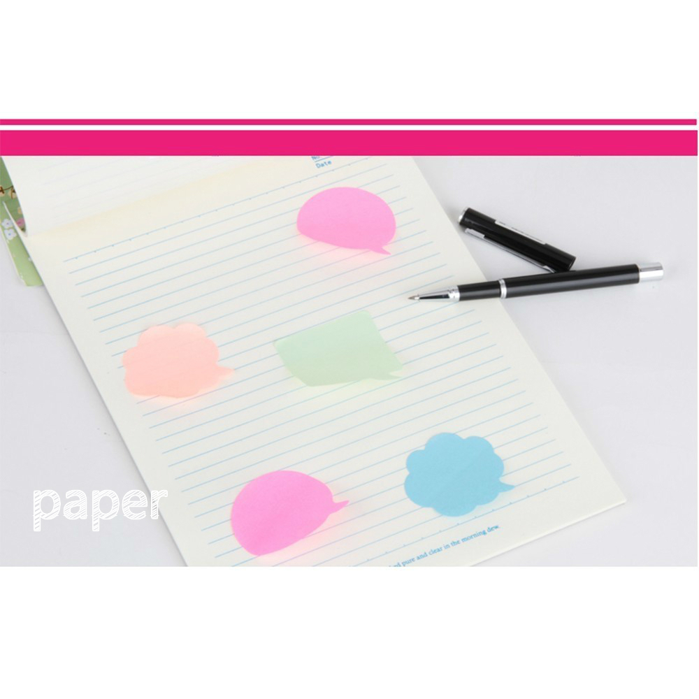 BPColor notes, paper note paper, instant message paper pad kawaii notepad stickers WJ-BQB3 PUHUO4 fastnet force 10 rei paper only