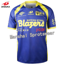 435ad2b93ae 2019 Newest available design,soccer jersey with collar,wholesale price,fully  sublimation custom