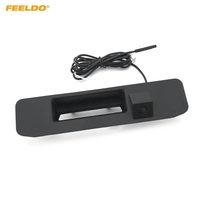 FEELDO 1PC Car Trunk Handle Backup Rearview Camera for Mercedes Benz ML13/14/15 A180/A200/A260 Camera #FD 2084