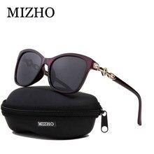MIZHO Condução Strass de Plástico óculos de Sol Das Mulheres Polarized  Quadrados Verão de Design Da Marca de Moda Feminina Óculo. 2bb8a52983