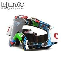 2016 Nouvelle Arrivée Haute qualité transparent Sport racing off road motocross lunettes lunettes pour moto dirt bike