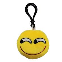50 Pack Emoji Plush Pillows Mini Keychain For Birthday Party, Classroom Rewards Prizes Party Favor Bags Easter Egg тарелка закусочная anna lafarg emily kamelia 19 см