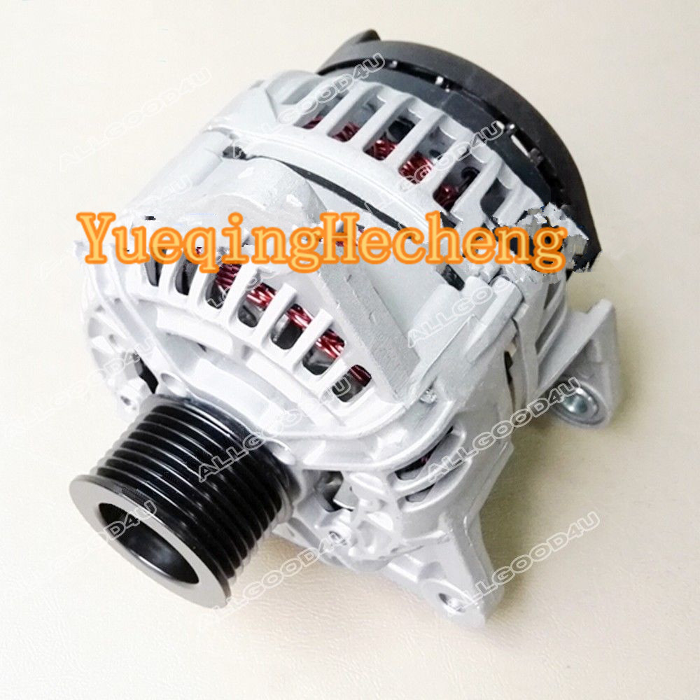 Alternator 4892318 fit for Wheel Loader 521E 621D W130 LW170B LW110B 24V 70A oxygen winner w130