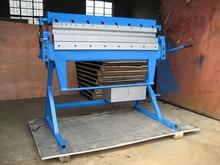 W1.5*1050 pan and box brake bending machine folder machinery tools