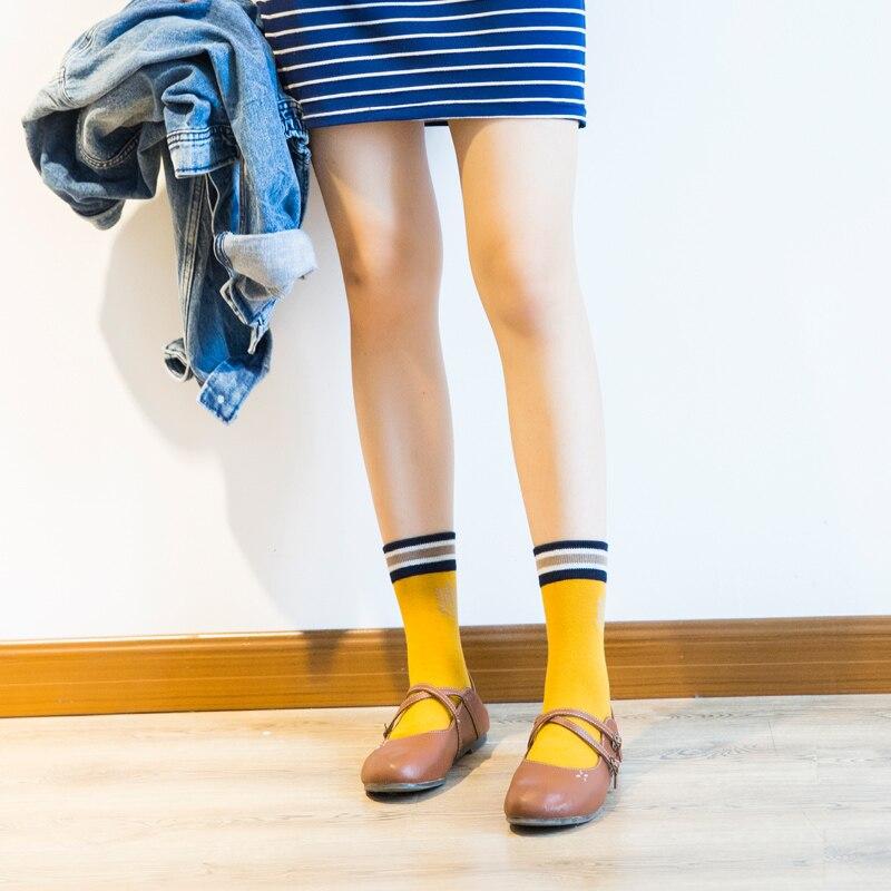 Clearance! Winter Autumn New Women In Tube Sock Women Socks Fashion Women Socks EUR35-40