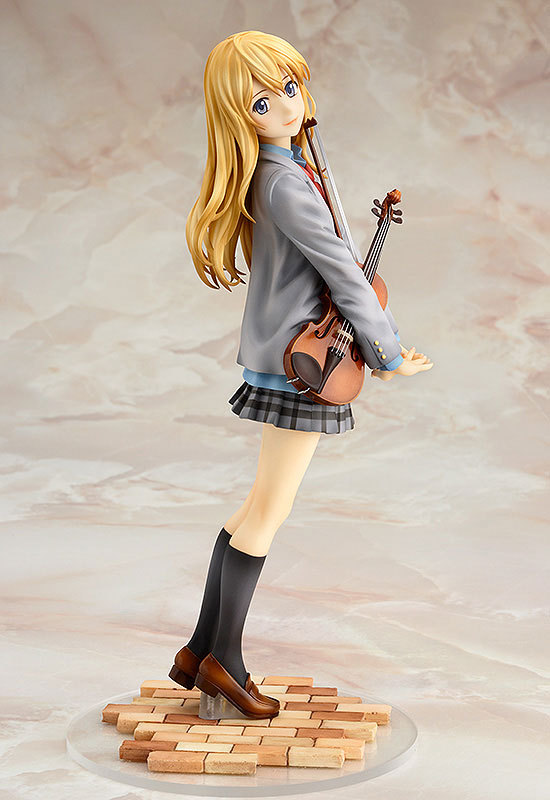 20cm your lie in april kaori miyazono Sexy Action Figure PVC Collection Model toys brinquedos for christmas gift game vi the piltover enforcer 20cm pvc action figure kids model toys collection gift juguetes brinquedos hot sale