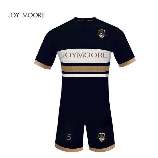 d19649fc0f228 Custom best thai quality soccer jerseys polyester quick dry soccer uniforms  sets sublimation men thailand training suit. Price: