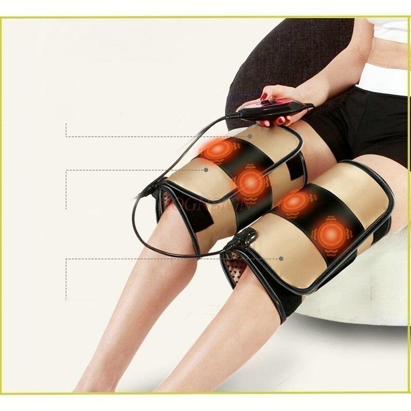 Ginocchiera caldo vecchio gamba fredda borsa assenzio pacchetto di calore di riscaldamento elettrico ginocchio massager comune fisioterapia tesoro strumento