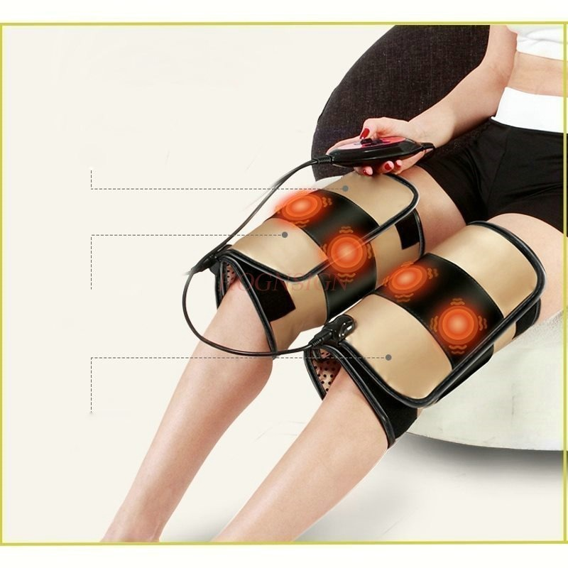 Kneepad warm old cold leg wormwood bag heat pack electric heating knee massager joint physiotherapy treasure instrument