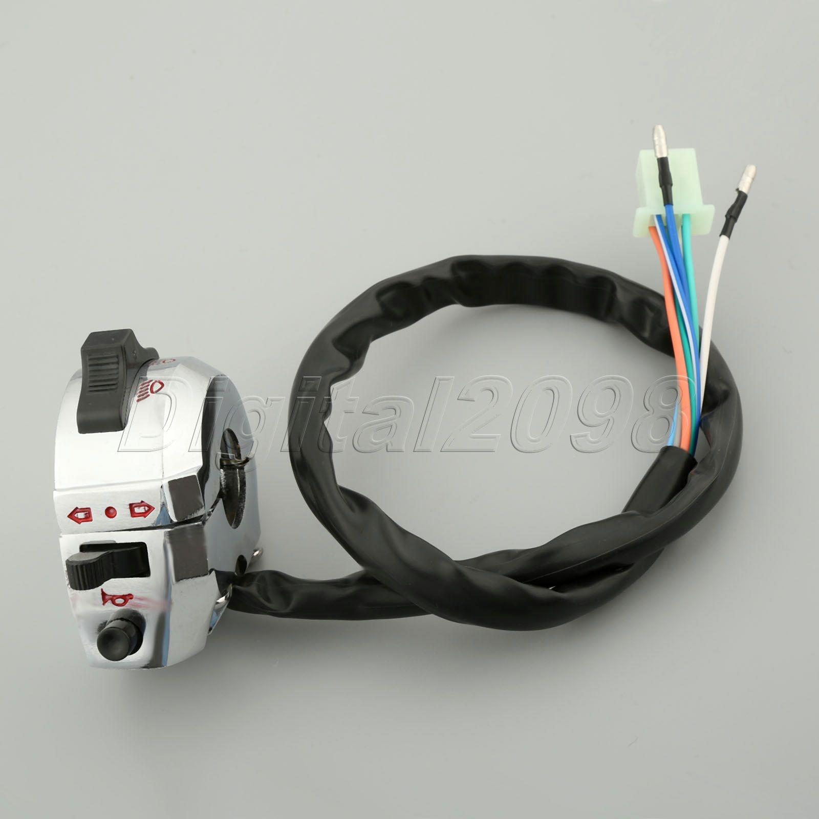 13 Draht Schalter Steuern Choke Hebel Für 110cc 125cc 150cc 200cc 250cc ATV Quad