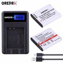 Pcs 1200 mah LI50B 2 LI-50B Bateria & Carregador de LCD para Olympus MJU Stylus 1010 1020 1030SW 9000 SH21SH25 SP720UZ SP800UZ SP810UZ SZ10