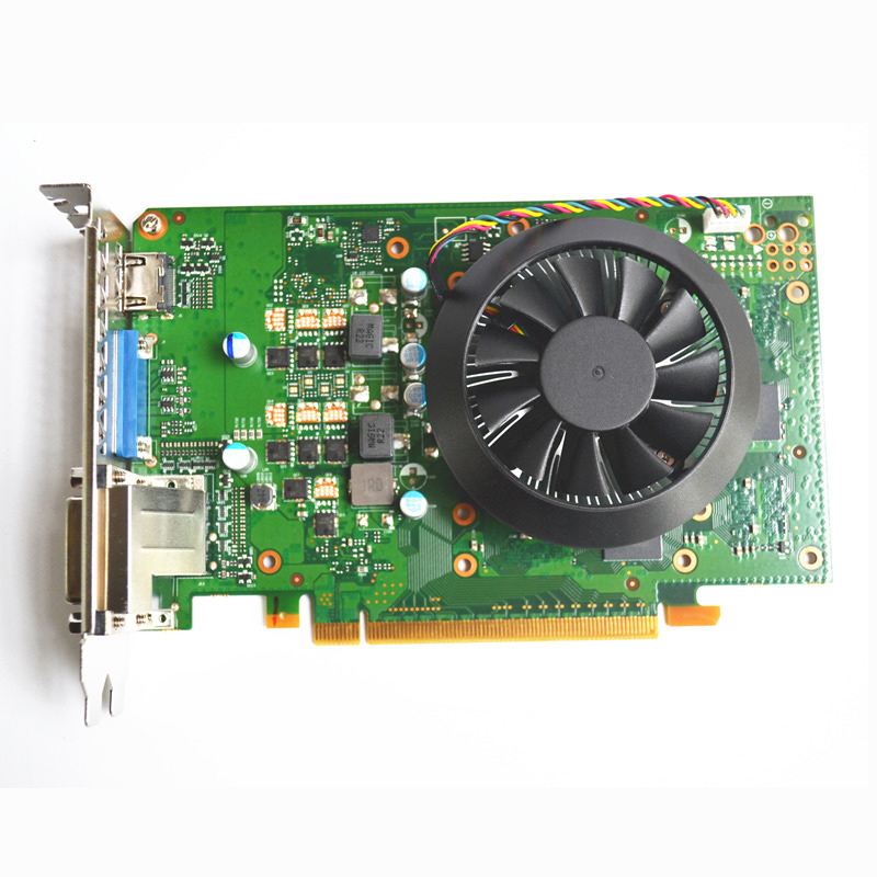 [HFSECURITY] PC Computer Graphics Cards for Lenovo  GTX750 2G DDR5 128bit Mini HDMI DVI Communication Game Graphics Card original new desktop computer game graphics card for colorful gtx750 twin 1gd5 1024m ddr5 128bit dx11 vga dvi hdmi free shipping