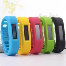 Bluetooth 4.0 Smart Wristband SH01 Intelligent OLED Sports Health Bracelet Fitness Track Pedometer Passometer Sleep Monitor