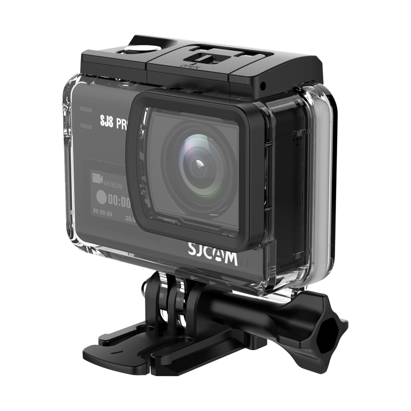 SJCAM SJ8 Pro Action Camera 4K 60FPS WiFi Remote Helmet Camera Ambarella Chipset 4K@60FPS Ultra HD Extreme Sports DV Camera