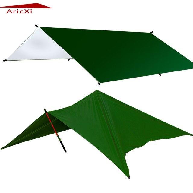 ARICXI Silver Coating Anti UV Ultralight Sun Shelter Beach Tent Pergola Awning Canopy 210T Taffeta Tarp  sc 1 st  AliExpress.com & ARICXI Silver Coating Anti UV Ultralight Sun Shelter Beach Tent ...