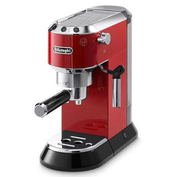 Commercial Coffee Maker Espresso Machine Household Coffee Machine Electric Control Pump Semi-automatic Coffee Machine  EC680 high quality 2cups foam machine pump pressure espresso electric coffee maker drip coffee machine office
