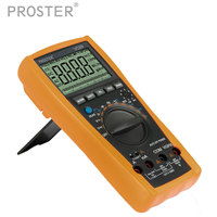 3 6/7 Auto Range Digital Multimeter AC DC Tester 6999 Counts Auto Range Tester Thermomete Capacitance Resistance Testing Tools