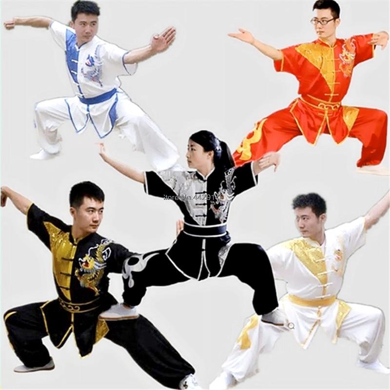 Taoyekma Wushu Kung Fu Clothing Uniform Clothes Costume Wing Chun Clothing Martial ArtsTraining Uniform Shaolin Kungfu
